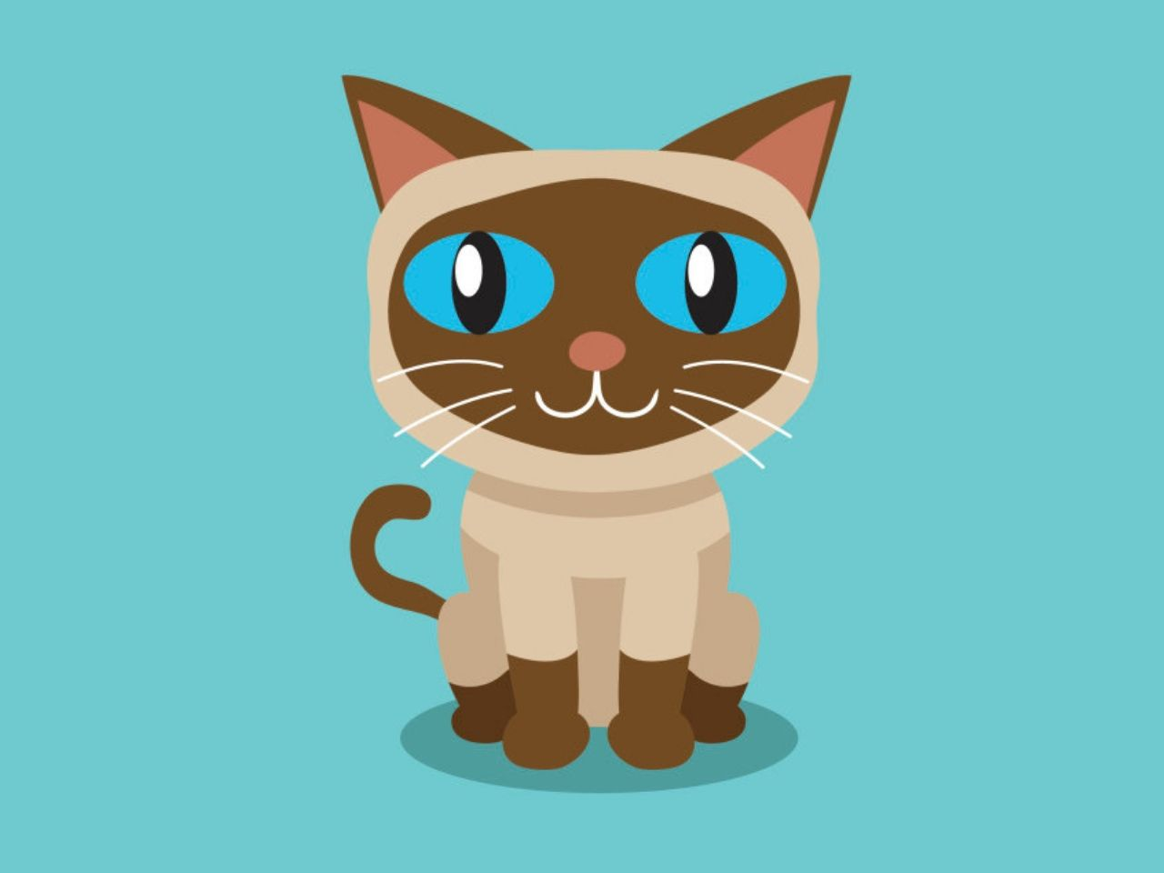 Comel Gambar Kucing Cute - Koleksi Gambar HD